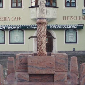 Brunnen in Reith